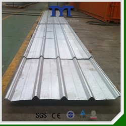 China supplier building materials zinc galvanized roofing sheet