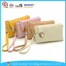 hot sale newest design lady leather purse handbag