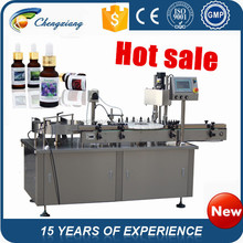 High speed Automatic e-cigs oil filling machine,ejuice filler and capper(shanghai factory)