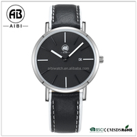Brand your name 3 atm 30m water stainless steel back and case watch