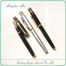 2015 Hot sales metal roller ball pen,promotional metal roller pen