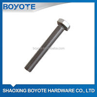 DIN933/DIN931 Stainless Steel Hex Bolt ( A2-70/A4-80)