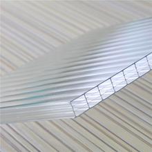 Customized size high quality pc sheet hollow sheet