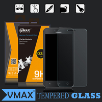 Brand Vmax OEM/ODM mobile phone accessories 2.5D Curved edge premium real tempered glass screen protector for Huawei Y5