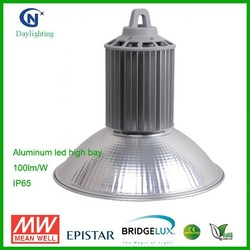 Alibaba Best Suppliers Meanwell Driver IP65 Waterproof 150W LED high bay light