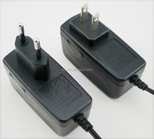 china wholesale 12V1A power adapter input 100 240v ac 50/60hz