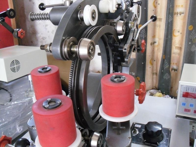ruff toroidal winding machine