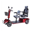 2 seat adult mini electric mobility scooter