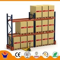 CE certificate warehouse heavy duty pallet rack for sale