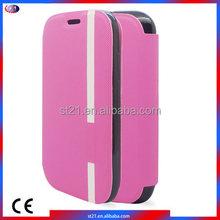 Accessories Cellular Smartphone Case Split Joint Leather Phone Cover Cell Phone Accessories For Motorola Moto E2 LTE XT1527