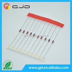 high quality 1N4004 DO-41 50uA 400V 1A high voltage diode