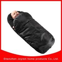 Waterproof winter baby stroller foot muff