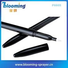 2015 new design True Black Color alu shell eyeliner pen