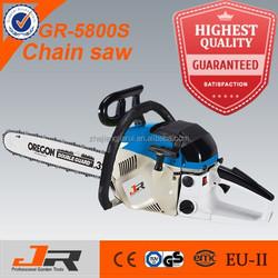 5800 Gasoline Chain Saw Machine Price,Chain Saw Wood Cutting Machine Diamond Chain Saw