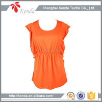 China Wholesale High Quality Ladies New Design Fashion Top