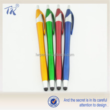 Best Selling Direct Factory Manufacture Promotional Plastic Touch Pen