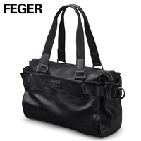 new arrival pu leather causal weekend bag fashion men travel bags