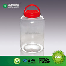 2014 China factory price hot sale food packaging tub with handle