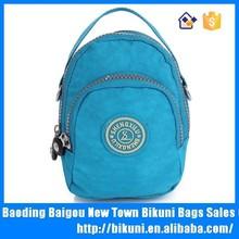 Fashion women nylon purse small mobile phone shoulder bag,cell phone shoulder bag,cell phone sling bag