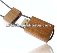 Top quality Wooden Cross Usb Flash Drive 2.0 with factory price