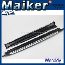 Aluminiun alloy side step bar from Maiker for BMW X5 F15 2014 running board 4x4 accessories from maiker