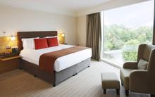 hotel lobby furniture dubai 5 stars hotel room BR-R055