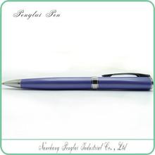 Hot twist Metal Ball pen Elegant Design Promotional Pen