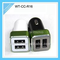 charger for car battery for iphone charger car 3.1A car charger for sony ericsson