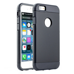 ultra hybrid case for iphone 6 hybrid case with mobil phones