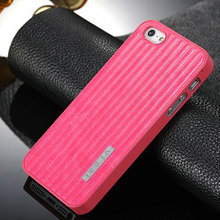 leather case for iphone5 smartphone,cheapest price leather back cover for iphone 5 with high quality