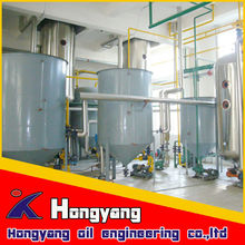 Chinese manufaturer! edible soybean oil refinery with CE&ISO made in china