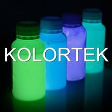 Glow in the dark pigment powder, luminous nail enamel pigment, Photoluminescent pigment for nail enamel