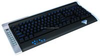 LED Backlit Wired USB Gaming Keyboard