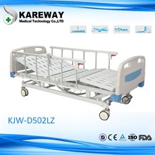 CE patient bed with aluminum side rail chinese medical equipment