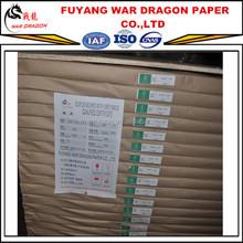 White Coated Duplex Board/ duplex paper board / duplex board paper mill