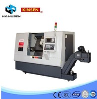 CLX400L 450 Max. Swing Over Bed Slant Bed CNC Lathe for Sale