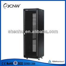 Aluminum Network rack cabinet from 18U-47U