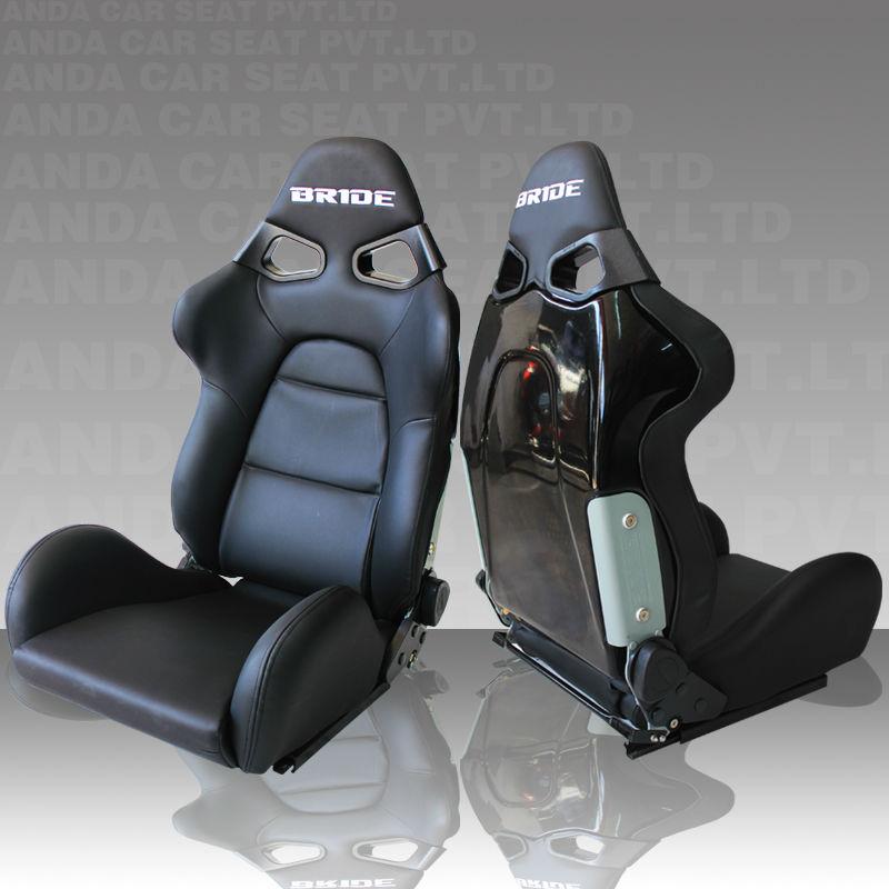 Bride Car Racing Seats Bride Seats Pvc Sport Chairs Spq