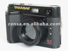 TAKASHI FX521 / FX 521 Digital Camera 5.0 Mega Pixel Photo Video Toy Holga Lomo