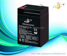 6v 4ah solar cell, 6v4ah ce battery, 6v 4ah battery can use for toy cars,