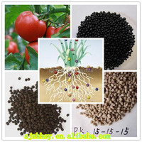 100% water soluble NPK Fertilizer with many kinds of colors and high quality