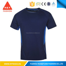 OEM service cheap 100 polyester quick dry brand t shirt - 7 years alibaba experience