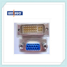 Professional manufacturer vga male to dvi female adapter with high quality