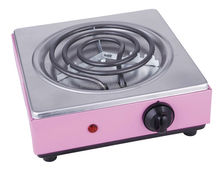 SINGLE STAINLESS STEEL COIL Hot Plate