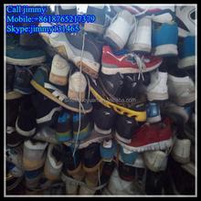 Meilleur prix en conteneurs de vrac bonne qualité de seconde main chaussures pour l'afrique