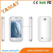 new products on china market 3.5inch screen 512MB RAM 4GB ROM 3g wcdma gsm no brand smart phone