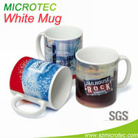 blank photo mugs sublimation heat transfer sublimation tea tumblers
