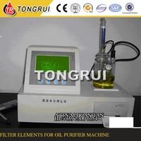 WS+ Coulometric Karl Fischer Transformer Oil Moisture Tester,Insulation Oil Water Tester