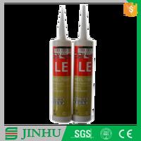 High grade Single Component acetic silicon sealant for Aquarium