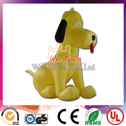 giant inflatable Puppy